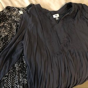 Set of two old navy tunics